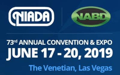 NIADA Las Vegas 2019 Booth 126